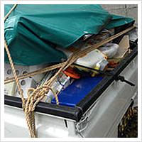 ゴミ・不用品の回収